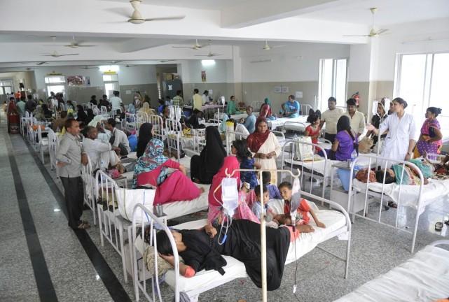 """""""印度没疫苗!""""继毛霉菌后,印度突现致命病毒,印专家连忙表态"""